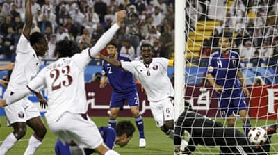 Qatar show they can play football