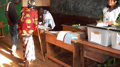 Central African Republic votes