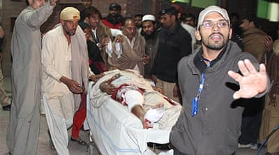 Deadly suicide blast rocks Lahore
