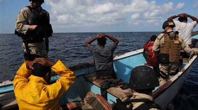 UN envoy proposes 'piracy courts'