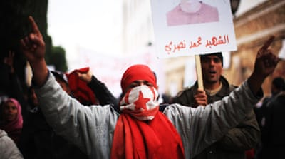 How Tunisia's revolution began