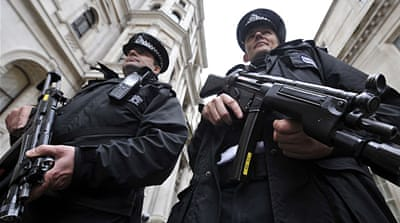 UK to change anti-terrorism law