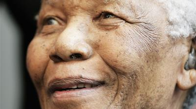 Nelson Mandela: A nation's father