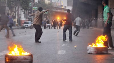 Angry Egyptians defy protest ban