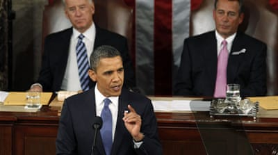 Obama address focuses on economy