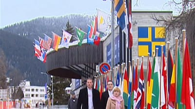 Economic forum kicks off in Davos