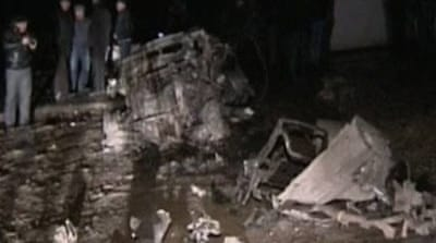 Four dead in Dagestan car bomb
