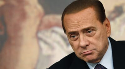 Berlusconi: Mubarak is a wise man