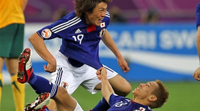 Lee wins Asian Cup for Japan