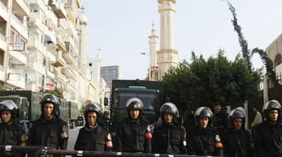 Egypt warns protesters of arrest
