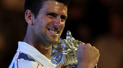 Djokovic blazes to Melbourne title