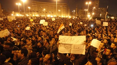 Egypt condemned for blocking media