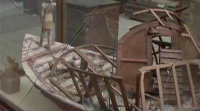 Unrest puts Cairo museum at risk