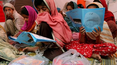Pakistan: Violence feeds illiteracy