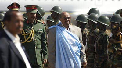 Sudan president in appeal for unity