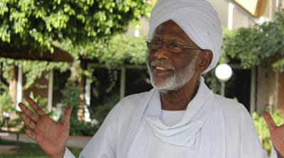 Al-Turabi arrested in Khartoum