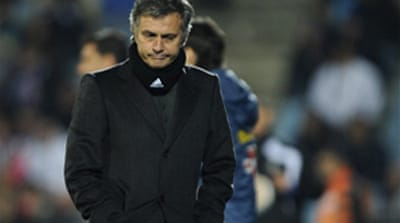 Mourinho 'doesn't like' Real win