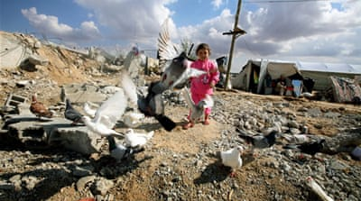Hopes of Gaza cast in lead