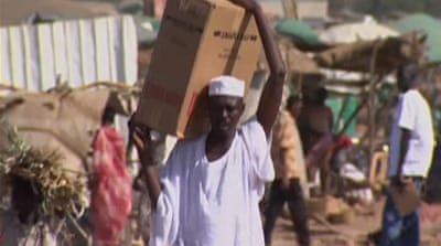 Tribal trouble in Sudan