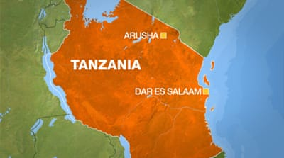 Deaths in Tanzania opposition rally