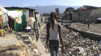 Sexual violence in Haiti 'increasing'