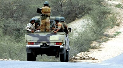 Yemeni soldiers killed in ambush