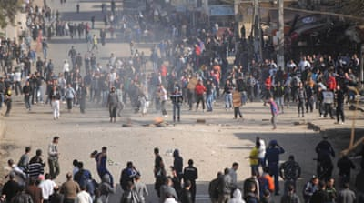 Algeria tense after riots