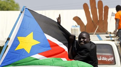 Thousands head south for Sudan vote