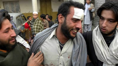 Civilians killed in Afghan blast