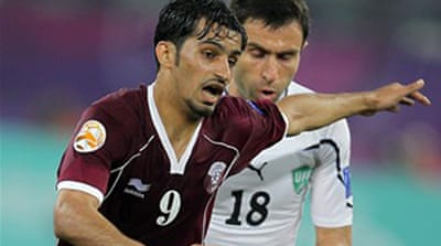 Generous hosts Qatar lose opener