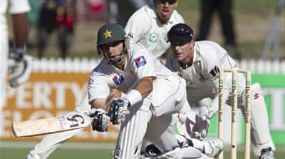 Patient Pakistan take control in NZ