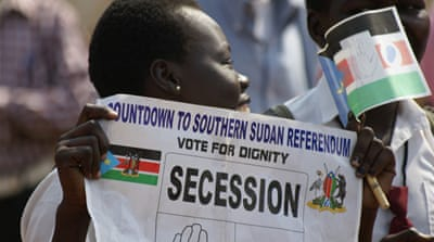Deadly clashes ahead of Sudan vote