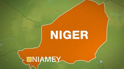 French nationals abducted in Niger