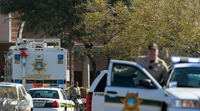 US charges Arizona shooting suspect