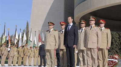 Assad's Alawites: The guardians of the throne