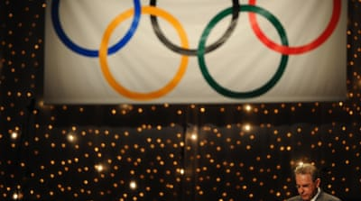 Rogge in no rush to take Olympics back to US