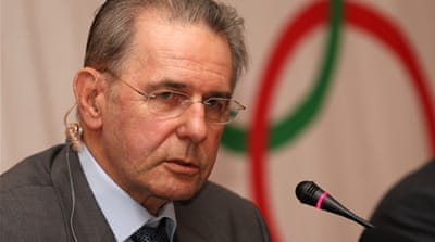 Rogge: Olympic sports face many hurdles