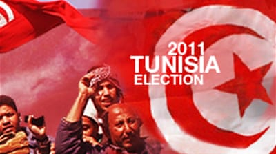 2011 Tunisia Election