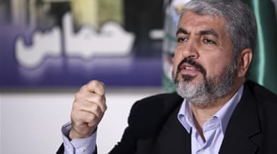 Hamas political chief to step down