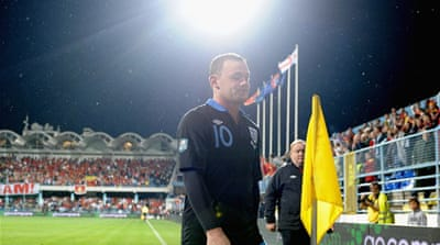 Rooney misses group stage of Euro 2012