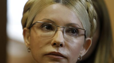 Tymoshenko accused of Ukraine murders