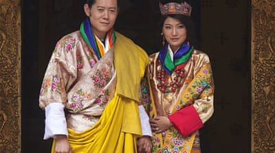 Bhutan king's wedding captivates nation