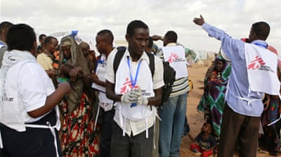 Abduction halts aid to Kenyan refugee camp