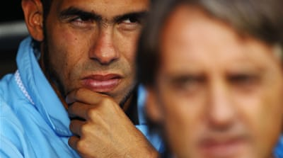 Tevez likely to return to City