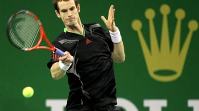 Murray faces Ferrer in Shanghai Masters final