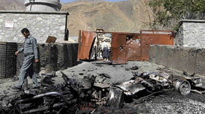 Taliban claims US base attack in Afghanistan