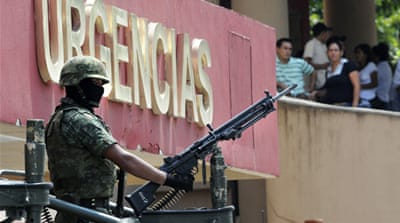 'Paramilitaries' rise from Mexico's cartels