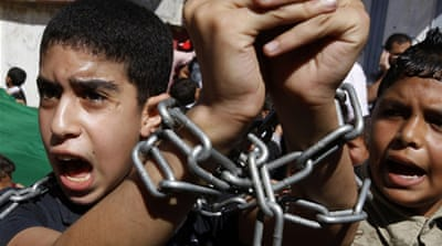 Full list: The Palestinian prisoners
