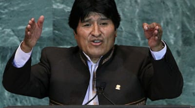 Bolivians vote to 'decolonise courts'