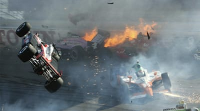 IndyCar driver Dan Wheldon dies in crash